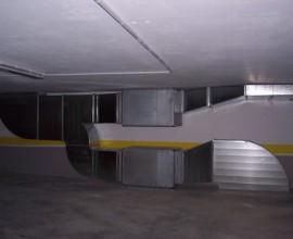 Ventilación de aparcamientos y PCI