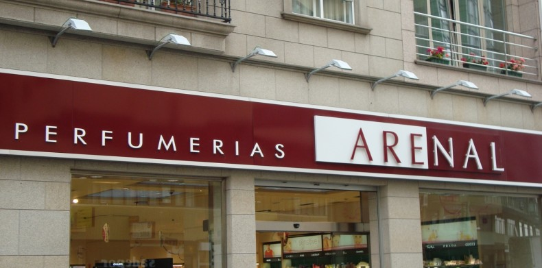 Perfumerías Arenal