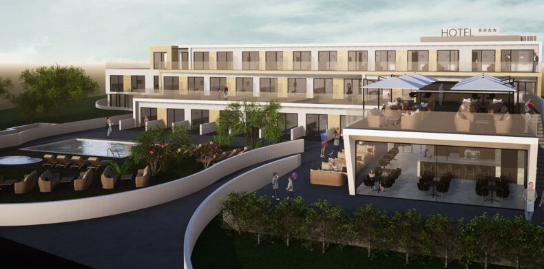 HOTEL Oca Playa de Foz Hotel&Spa ***
